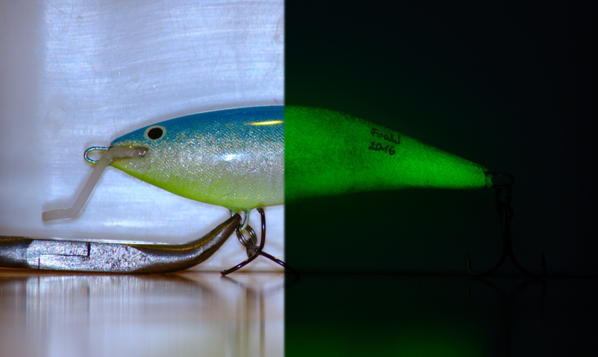 UV GLOW SUPER HARDCORE SHAD :)