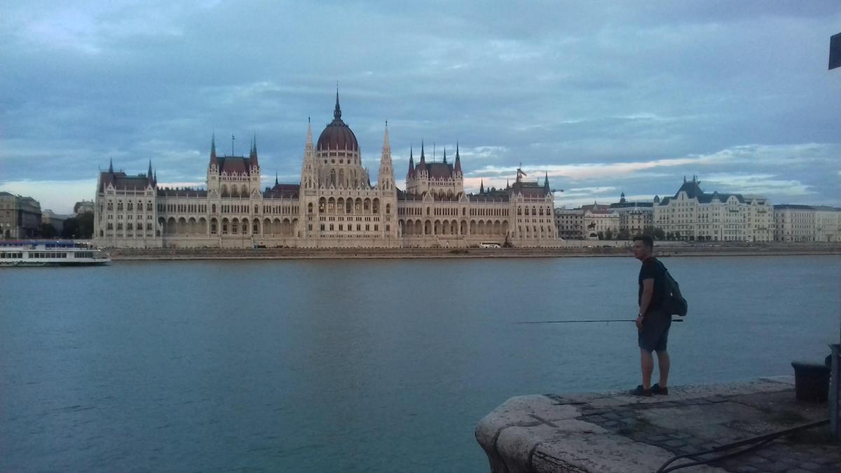 Budapesti pergetés