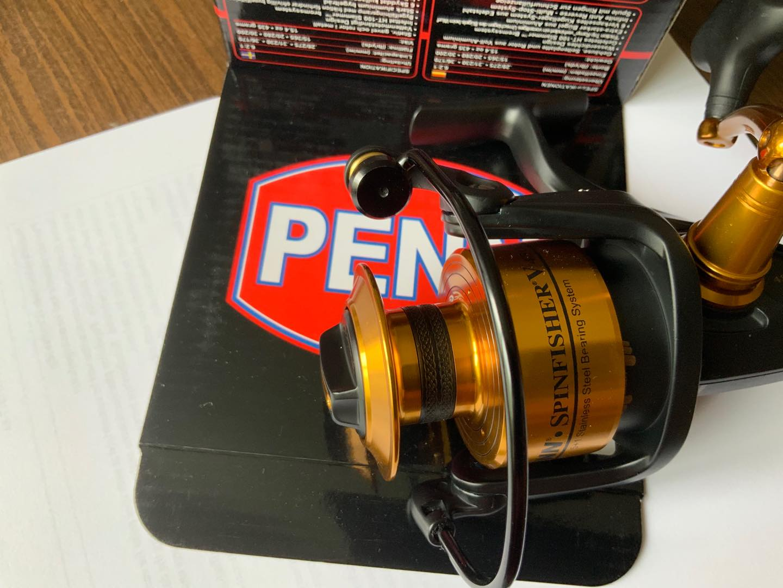 Boxutca: Penn Spinfisher V 4500 SSV